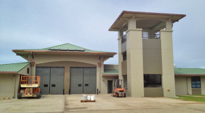 EM 2New Ewa Beach Fire Station - Training Tower